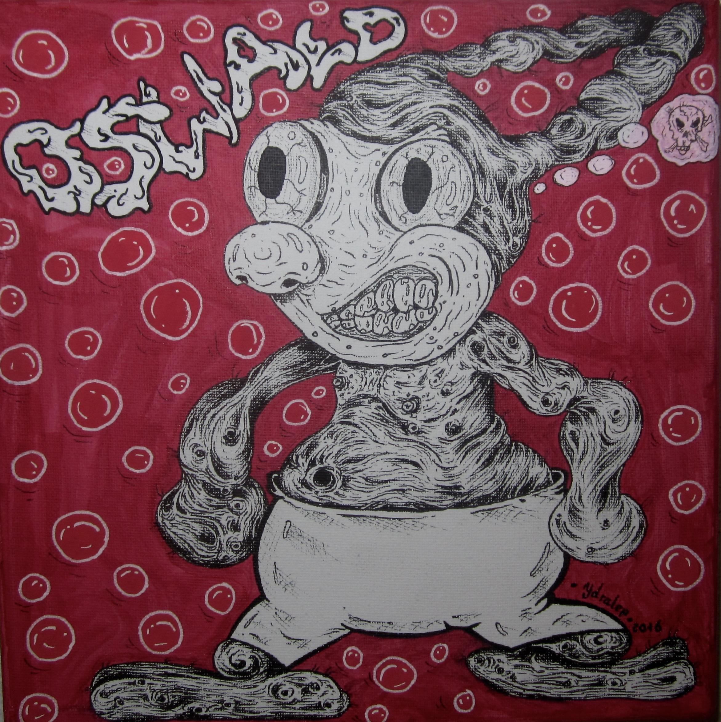 """""""Oswald"""" de Christophe Pelardy"""