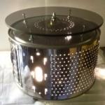 Lampe tambour - Melissa Fradier